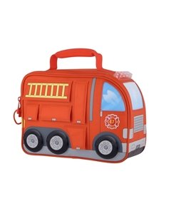 Сумка-термос  Firetruck Novelty kit, цвет: красный Thermos