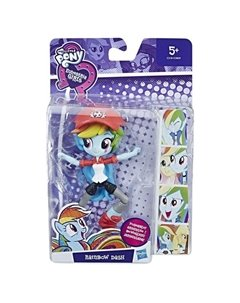 Rainbow Dash 12 см Equestria Girls