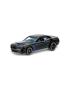 Базовая машинка Hot Wheels 15 Dodge Challenger SRT Mattel