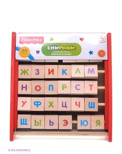 Кубики Fisher-Price