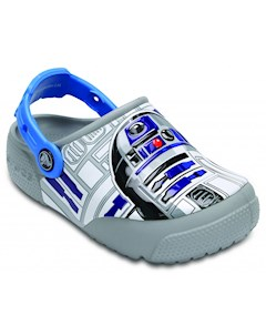 Crocs Fun Lab Lights R2 D2 Clogs CROCS