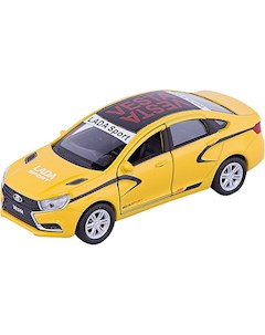 Машинка Welly Lada Vesta Sport 1 34 39 WELLY