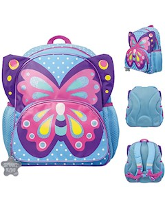 Детский рюкзак Tiger Family Jumbo Compact Mini Pretty Butterfly