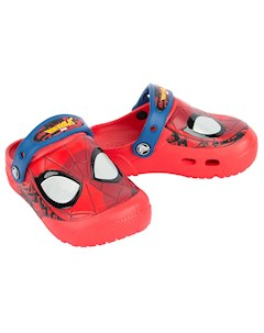 Сабо FL SpiderMan Lght Clog K Flame цвет красный CROCS