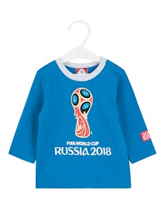 Футболка цвет синий 2018 FIFA World Cup Russia™