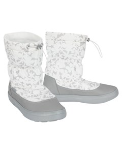 Сапоги LodgePoint Pull on Boot W Oyster цвет серый CROCS