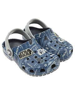 Сабо серые quot Star Wars quot CROCS