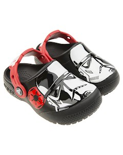 Сабо черные quot Star Wars quot CROCS