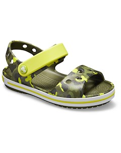 Kids Crocband Seasonal Graphic Sandal CROCS