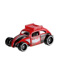 Базовая машинка Hot Wheels Custom Volkswagen Beetle Mattel