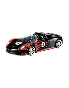 Базовая машинка Hot Wheels Porsche 918 Spyder Mattel