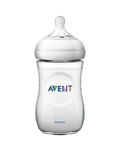 Бутылочка Philips Avent Natural 260 мл с 1 мес Philips AVENT