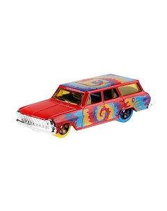 Базовая машинка Hot Wheels 64 Chevy Nova Wagon Mattel