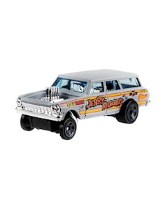 Базовая машинка Hot Wheels 64 Nova Wagon Gasser Mattel