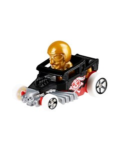 Базовая машинка Hot Wheels Skull Shaker Mattel