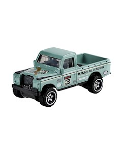 Базовая машинка Hot Wheels Land Rover Series III Pickup Mattel
