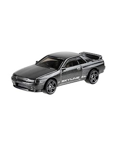 Базовая машинка Hot Wheels Nissan Skyline GT R BNR32 Mattel