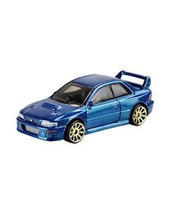 Базовая машинка Hot Wheels 98 Subaru Impreza 22B Sti Version Mattel