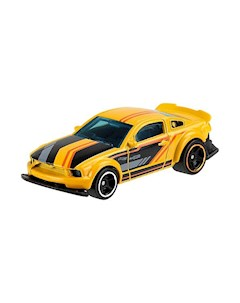 Базовая машинка Hot Wheels 2005 Ford Mustang Mattel