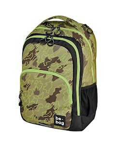 Рюкзак Herlitz Be bag Be Ready Abstract camouflage