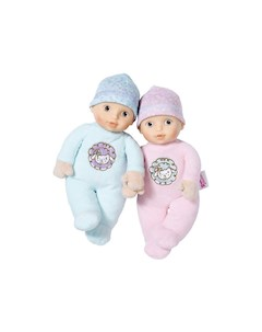 Кукла Zapf Creation Baby Annabell for babies в голубом 22 см