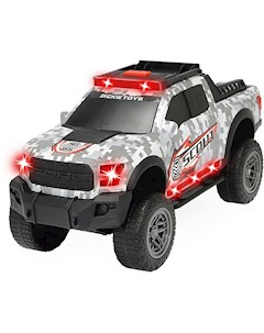 Машинка Dickie Toys Scout Ford F150 Raptor 33 см свет и звук
