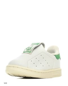 Кроссовки дет. спорт. STAN SMITH 360 I    FTWWHT/FTWWHT/GREEN Adidas