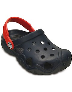 Сабо Kids Swiftwater Clog для мальчика Crocs CROCS
