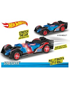 Машинка Stretch FX Hi Tech Missile свет звук Hot Wheels Toystate