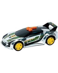 Машинка - Quick 'N Sik (свет, звук), 13,5 см, Hot Wheels Toystate