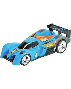Машинка 24 Ours свет звук синяя 14 см Hot Wheels Toystate