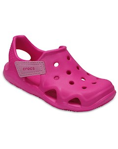 Сандалии CROCS Kids Swiftwater Wave