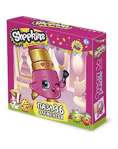 Пазл Lippy Lips Shopkins Origami