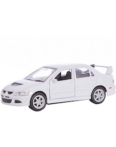 Модель машины 1 34 39 MITSUBISHI LANCER EVOLUTION VIII Welly WELLY