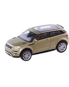 Модель машины 1 34 39 Range Rover Evoque Welly Disney