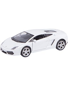 Модель машины 1 34 39 Lamborghini Gallardo Welly WELLY