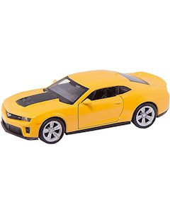 Модель машины 1 34 39 Chevrolet Camaro ZL1 Welly WELLY