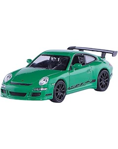 Модель машины 1 34 39 Porsche GT3 RS Welly WELLY