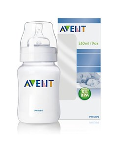 Бутылочка Philips Avent Anti colic с 1 мес 260 мл Philips AVENT