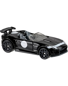 Базовая машинка Hot Wheels 15 Jaguar F Type Project 7 Mattel