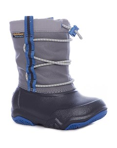 Сноубутсы Swiftwater Waterproof Boot K для мальчика CROCS