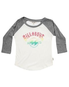 Лонгслив детский Contrast Raglan Cool Wip BILLABONG