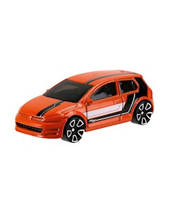 Базовая машинка Mattel Hot Wheels Volkswagen Golf MK7