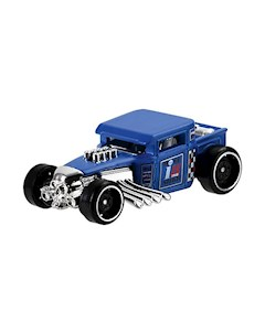 Базовая машинка Mattel Hot Wheels Bone Shaker